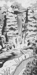 Southern Swamp (Majora's Mask manga)
