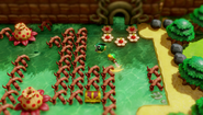 TLOZ Link's Awakening screen 9