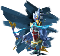 Artwork de Revali BotW