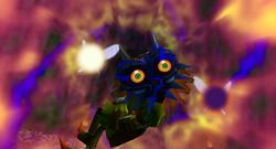 Horror Kid verzaubert Link (Majora's Mask)