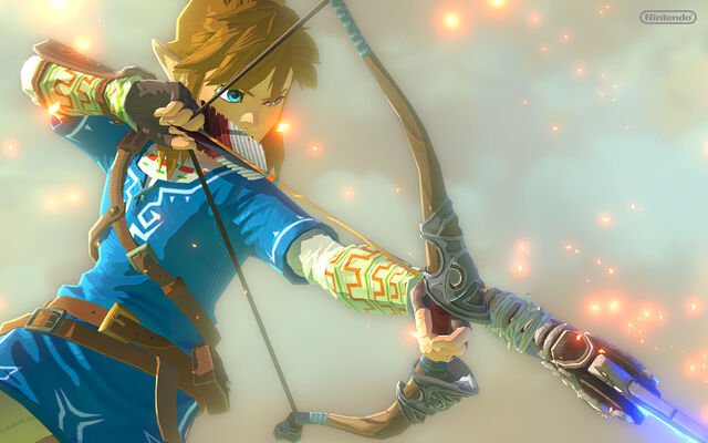 Link - Legend of Zelda Breath of the Wild