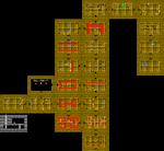 Mapa del Nivel 6 (Segunda Búsqueda) TLoZ