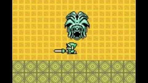 Medusa Head (Oracle of Seasons)