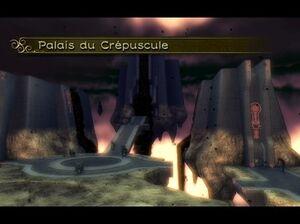 Palais du crépuscule