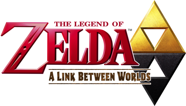 Файл:The Legend of Zelda - A Link Between Worlds (logo).png