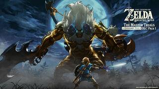 DLC Pack 1- El Juicio del Maestro BotW