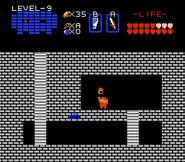 Link obteniendo el Anillo Rojo