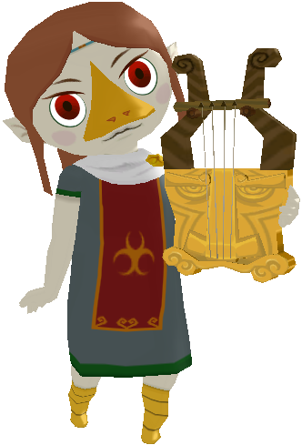 Image result for medli wind waker in game
