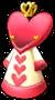 Reina de corazones TFH