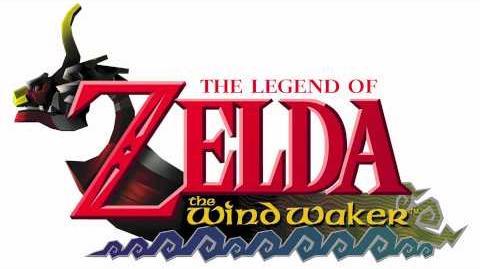 Zelda The Wind Waker Music - Molgera Appears