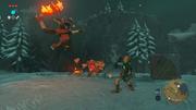 Battaglia Bokoblin Screenshot - The Legend of Zelda Breath of the Wild