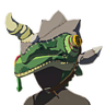 Breath of the Wild Monster Masks Lizalfos Mask (Icon)