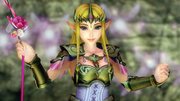 Hyrule Warriors Baton Victory Cutscene (Glorious Baton)