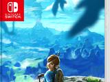 The Legend of Zelda : Breath of the Wild/Galerie