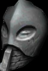 Máscara de gigante