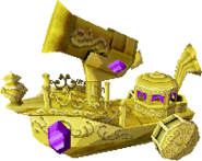 Golden (Ship Set)