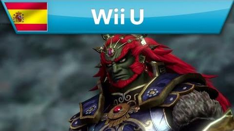 Hyrule Warriors - Tráiler Ganondorf (Wii U)