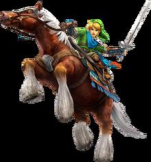 Link y Epona-0