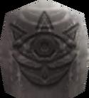 Piedra Sheikah OoT