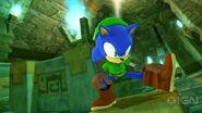 Sonic lost world zelda zone dlc