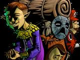 Vendeur de Masques