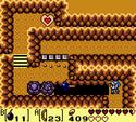 Link disparando Flecha explosiva LA