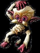 Monkey Artwork (Majora's Mask)