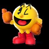 Pac Man SSB4