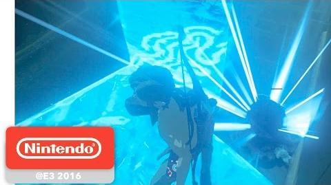 The Legend of Zelda Breath of the Wild - Shrine of Trials Gameplay Partie 3 - E3 2016