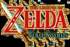 The legend of zelda four swords beta logo by ringostarr39-d5ben5v