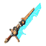 Espada ancestral BotW