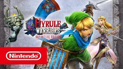 Hyrule Warriors Definitive Edition - Bande-annonce de lancement