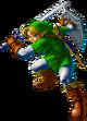 Link Artwork 2 (Ocarina of Time)