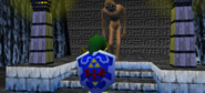 Zombie unter dem Freidhof (Ocarina of Time)