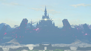 BotW Hyrule Castle
