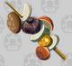 Brochette de champis