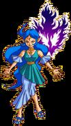 Nayru possédée par Veran