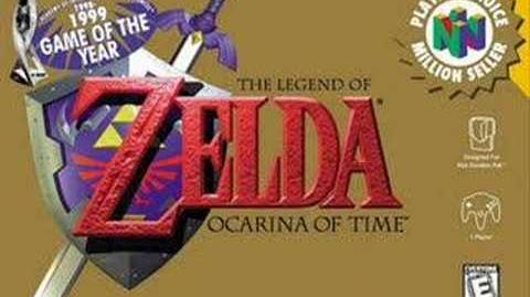 Ocarina Of Time-Bolero Of Fire(longVersion)