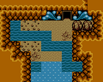 Puerta de la Cueva de la Sirena (pasado) OoA
