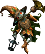 Skull Kid Twilight Princess