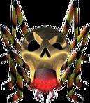 Skulltula Dorada