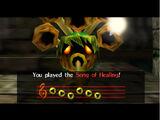 Canción de curación (Majora's Mask)