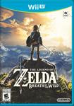 Jaquette Wii U NA BOTW