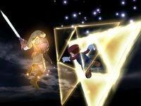 Link Smash Final SSBB