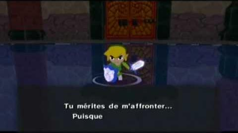 Zelda Wind Waker Alter Ganon