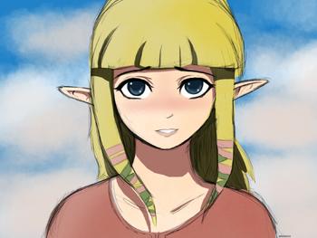 Zelda fanpic
