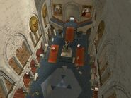 Castillo de Hyrule Interior TWW