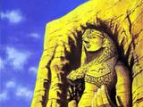 Diosa de la Arena