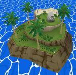 Isla Cabeza de Piedra TWW