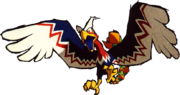 Kargaroc Artwork (The Wind Waker)